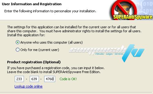 SUPERAntiSpyware Professional Versión 6.0.1090 Final