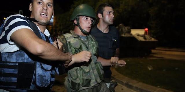 Kudeta militer di Turki gulingkan Erdogan dilaporkan gagal