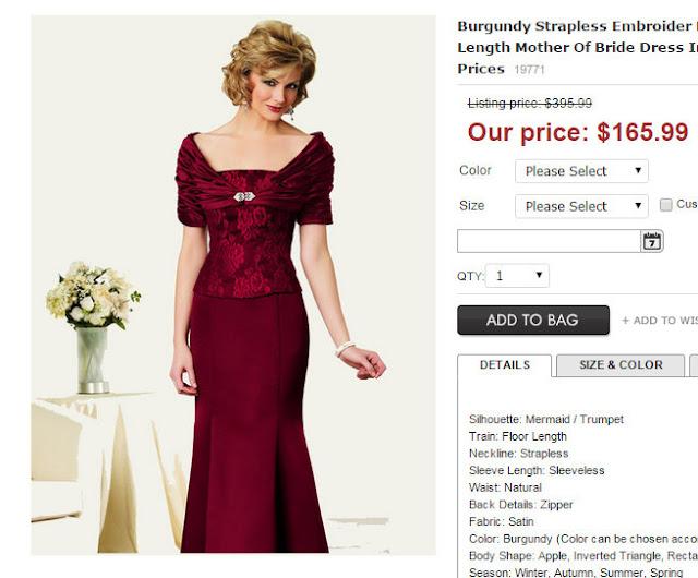 suknia dla mamy pana mlodego