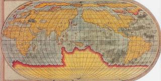 Pengertian Peta Dan Komponen Peta