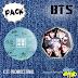 Kit de bottons - BTS
