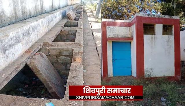 पोलो ग्राउंड: ग्राउंड बना मयखाना, पटिया चोर सक्रिय, महिला महिला प्लेयर्स को जनसुविधा तक नही | Shivpuri News