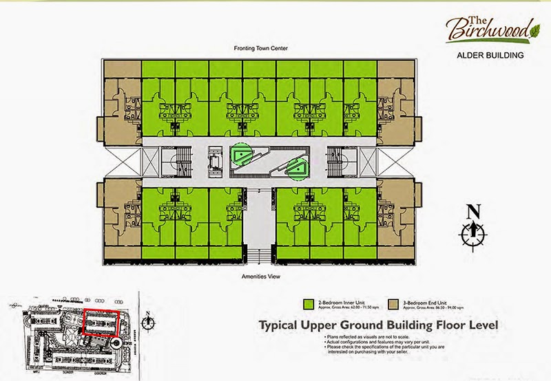 The Birchwood Floor Layout Alder Ground Level