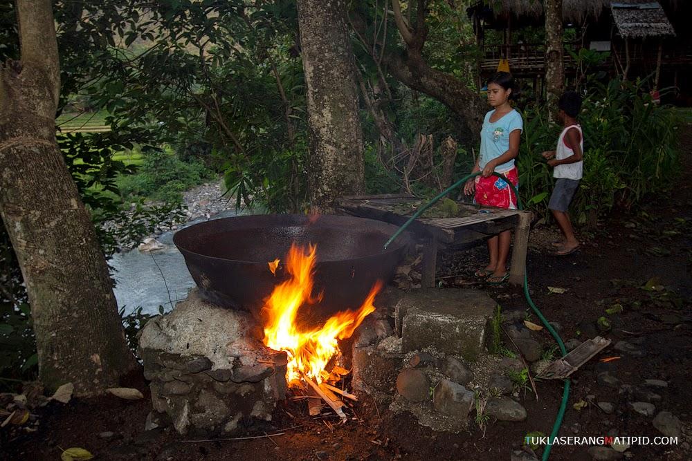 Kawa Hotbath Tibiao Antique