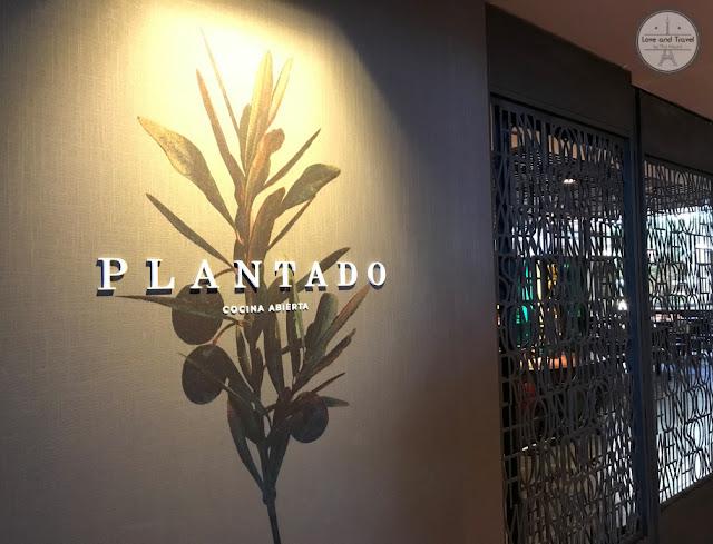 Plantado Restaurante Hyatt Montevideo