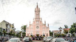Chicken Church in Da Nang