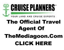 Official Travel Agent of TheMediagoon.com
