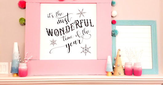 It's the Most Wonderful Time Printable