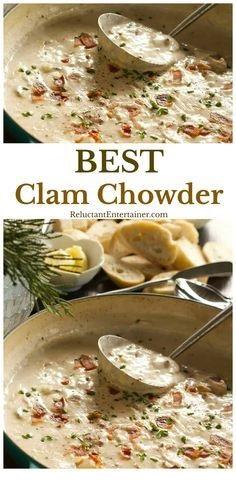 Best Clam Chowder