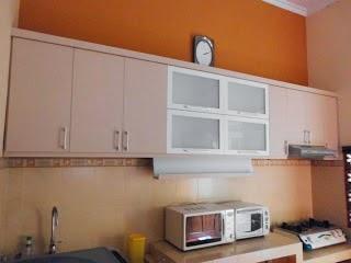 Kitchen Set Atas - Hang Kitchen Cabinetary 01