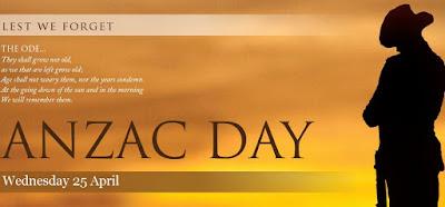 anzac day celebration