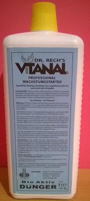 Dr. Rech´s Vitanal Professional Wachstumsstarter.