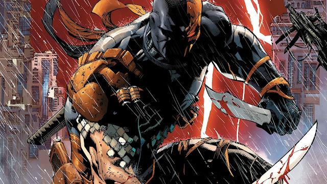 Deathstroke se enfrentará a Ben Affleck en la película en solitario de Batman