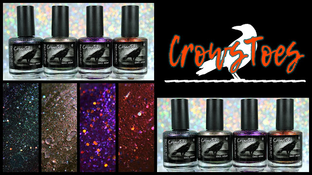 CrowsToes Nail Color | Winter 2016