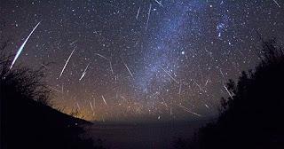 έρχεται η αυγουστιάτικη βροχή των αστεριών