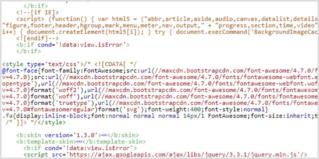 Cách tải FontAwesome không bị PageSpeed Insights cảnh báo