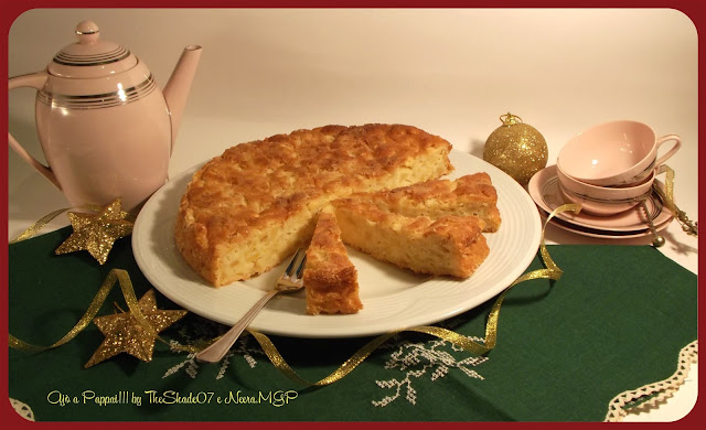 Immagine della torta La morbidosa di mele
