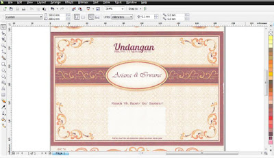 Download Blanko Keane Levin KL - 349 versi CorelDRAW Sudah Disetting tinggal Edit dan Print