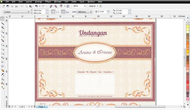 Download Blanko Keane Levin KL - 349 versi CorelDRAW Sudah Disetting tinggal Edit dan Print