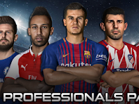 Update Patch PES 2017 dari PES Professionals V4.2