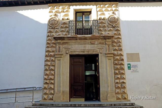 Posada del Rosario, casa de los picos, Albacete