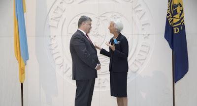 МВФ поставив Україні 4 основні вимоги