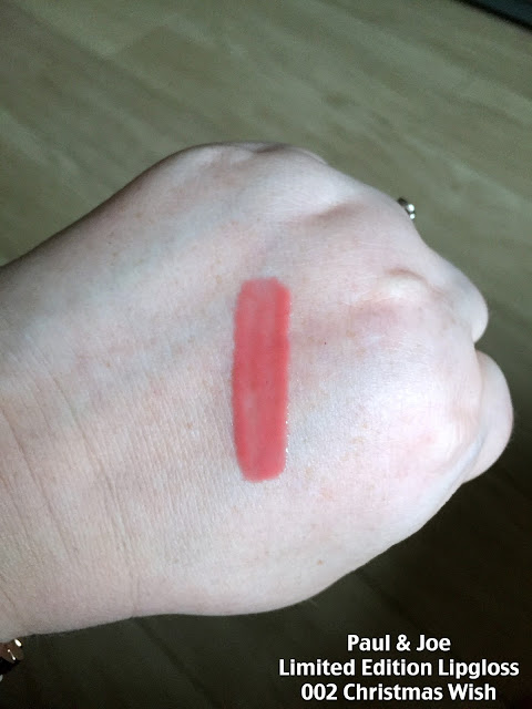 Paul And Joe Lipgloss - Review And Swatches