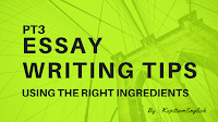 PT3 ESSAY WRITING TIPS