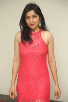 Sakshi Kakkar in Red Legsplit Sleeveless Gown at Dare movie Press meet ~  Exclusive 010.JPG