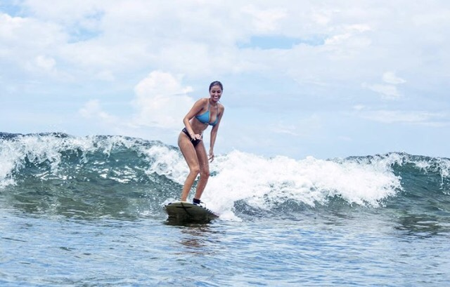 Rachel Peters, Miss Universe 2017, Miss Universe, Philippines, Beach, Transformation, Body, Surfing, Siargao Islands