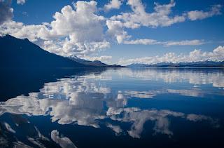 Danau Ranau, Keindahan Dari Letusan Gunung Berapi