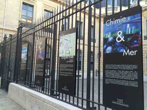 La Maison de la Chimie, lieu du Paris Grand Chess Tour - Photo © Chess & Strategy