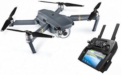 Harga drone dji mavic pro