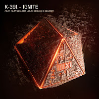 K-391 - Ignite (feat. Alan Walker, Julie Bergan & SeungRi) [Single 2018] MP3 Download