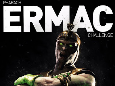 Ermac Faraone - Mortal Kombat X mobile