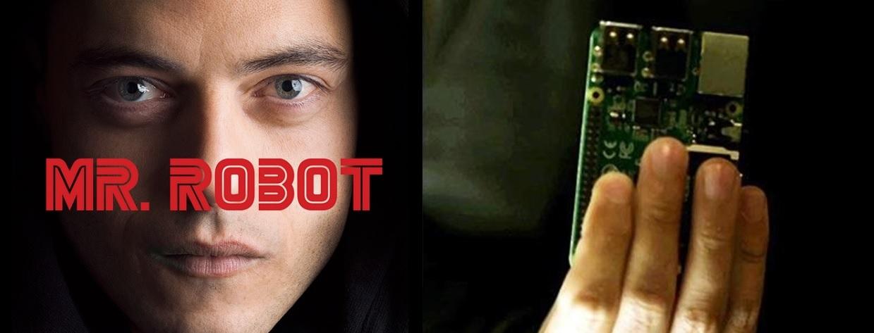 Mr.Robot Raspberry Pi