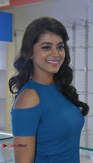 Telugu Actress Yamini Bhaskar Latest Pos in Blue Top and Black Skirt  0030.jpg