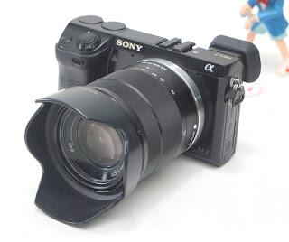 Jual Sony Nex 7 Bekas