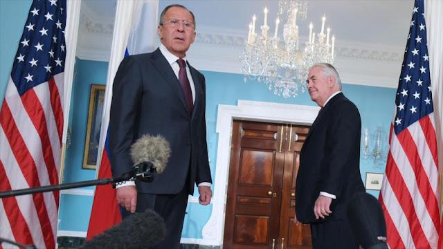 Rusia: EEUU sigue otros fines que 'lucha antiterrorista' en Siria