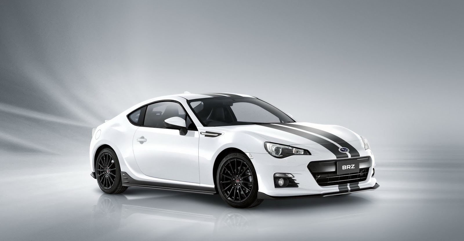 White Goods Australia Subaru Gives Brz A Striped Special Edition With Sti Goods
