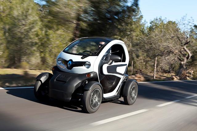 En Cotacachi se pone a prueba vehículos eléctricos.