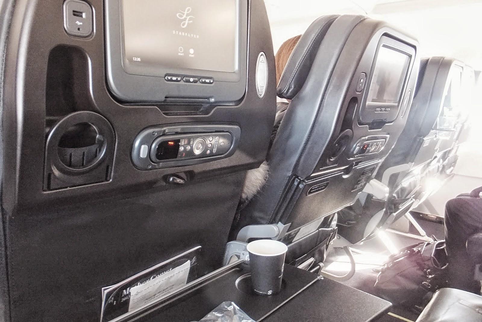 star-flyer-seat