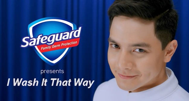 Safeguard presents I Wash It That Way