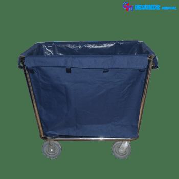 Linen Trolley Kotor Stainless Steel