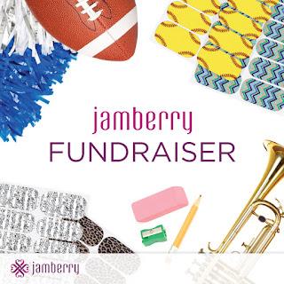 jamberry fundraiser