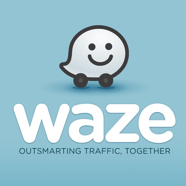 Waze апликација