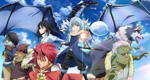 Tensei shitara Slime Datta Ken Subtitle Indonesia Episode 1 – 25(END) plus BAtch