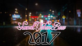 Gambar Kata Selamat Tahun Baru 2017 masehi