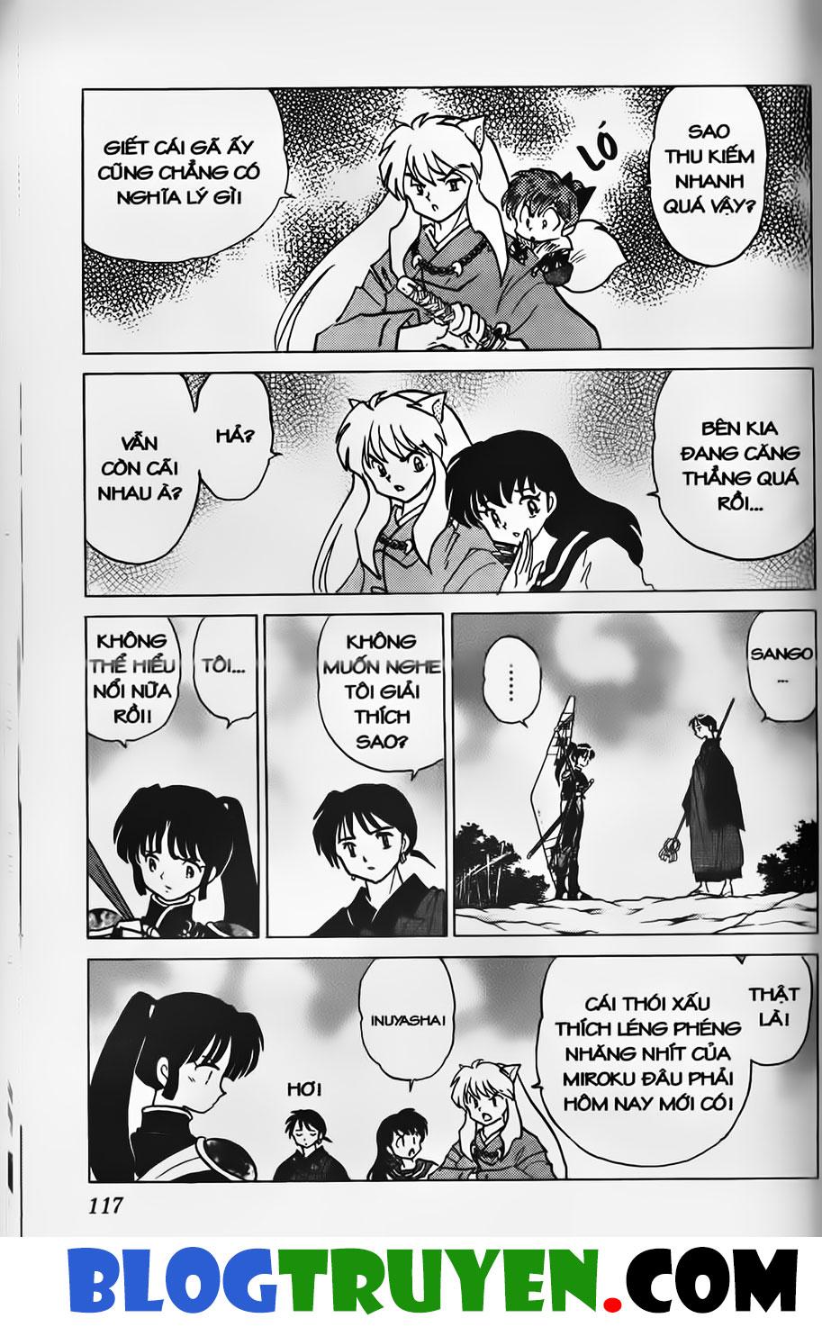 Inuyasha vol 35.7 trang 6