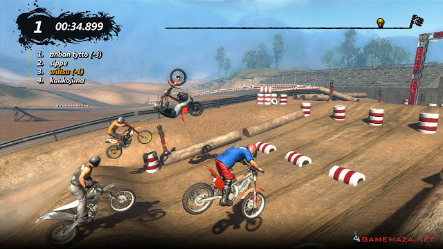 Trials Evolution Gold Edition Gameplay Screenshot 2